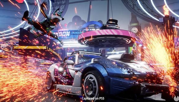 'Destruction AllStars'  llega en exclusiva a PlayStation 5.