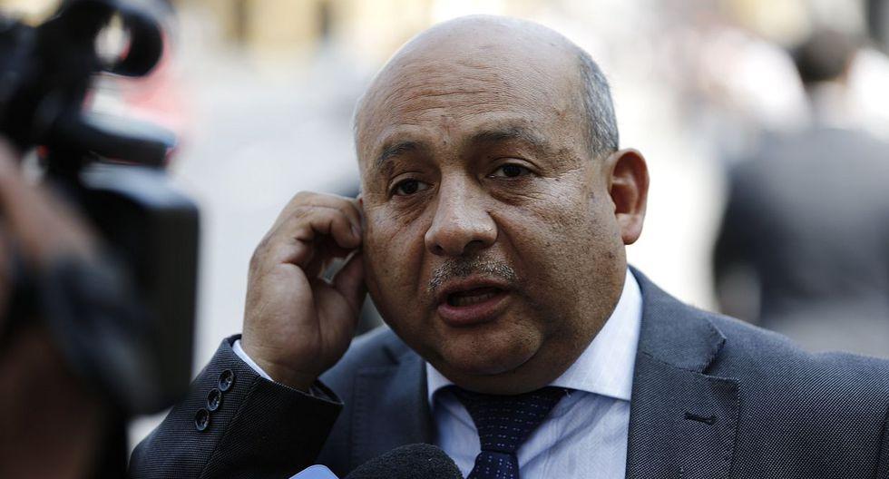 Moisés Guía, congresista de Peruanos por el Kambio, dijo que el jueves se definirá si se abre o no proceso disciplinario contra Salvador Heresi. (Foto: USI)