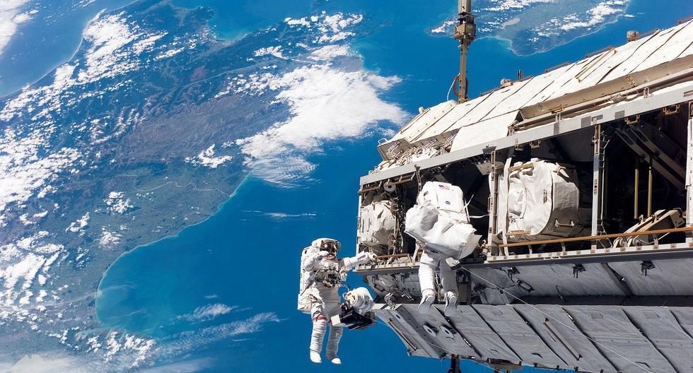 Imagen referencial. Los requisitos para un puesto de astronauta en la ESA incluyen un máster en ciencias naturales, ingeniería, matemáticas o informática y tres años de experiencia de posgrado. (AP).