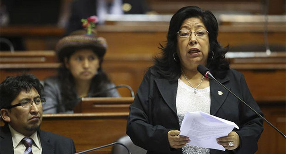 """Foronda consideró como un """"gesto humanitario"""" la decisión del Ministerio Público de no insistir en la prisión preventiva contra ex presidente PPK.(Foto: Agencia Andina)"""