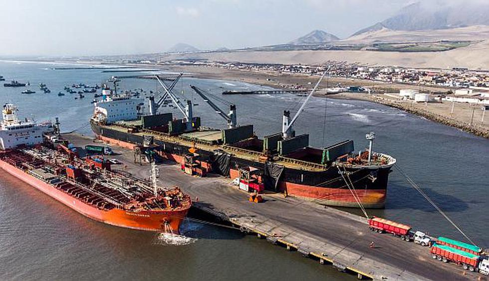 El dragado no afectará las operaciones del puerto de Salaverry y se hará respetando los estándares exigidos en la licencia ambiental. (Foto: GEC)