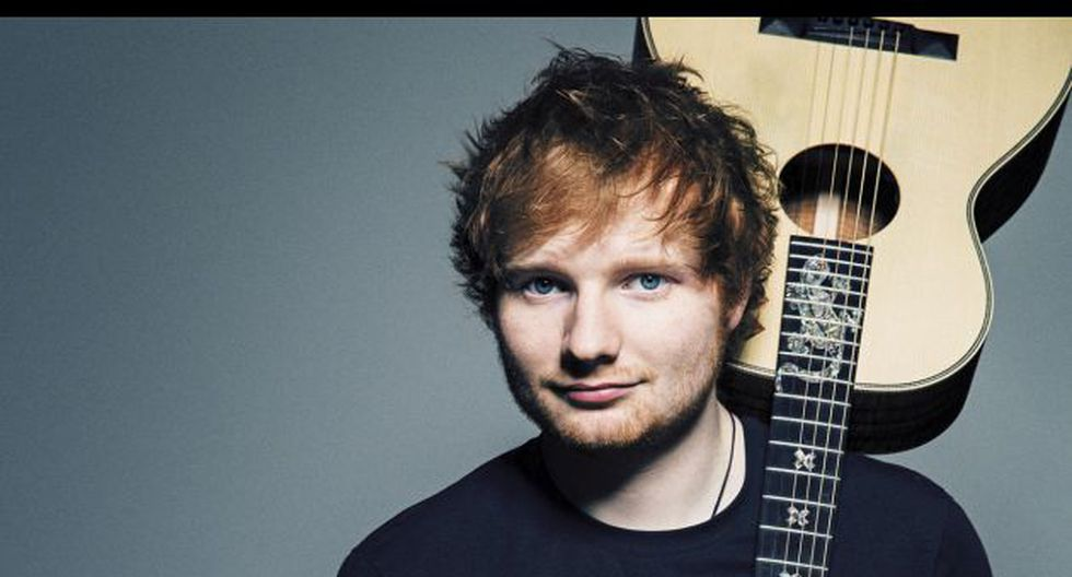 Ed Sheeran se presentará este 13 de mayo, en el estadio Nacional (Difusión).