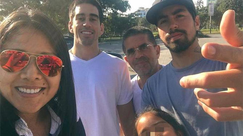 Hijo de Javier Carmona le respondió a una usuaria que le dijo que trabaje. (Instagram Tadeo Carmona)