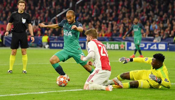 El respeto entre los clubes europeos se evidenció tras el Ajax vs. Tottenham. (Foto: Tottenham)