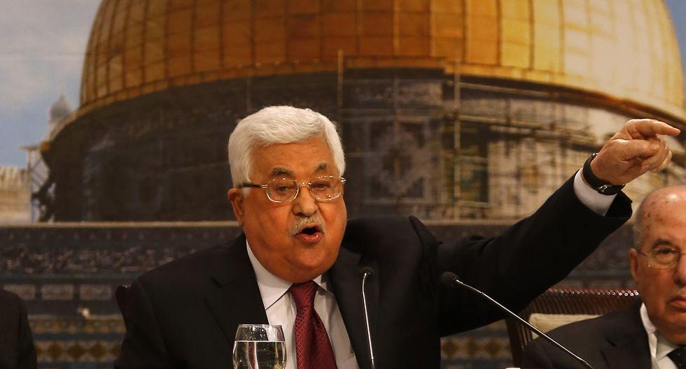 Presidente de Palestina
