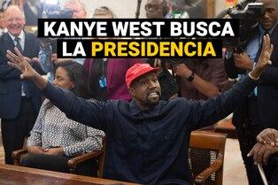 Kanye West: Rapero inicia su campaña presidencial en los Estados Unidos