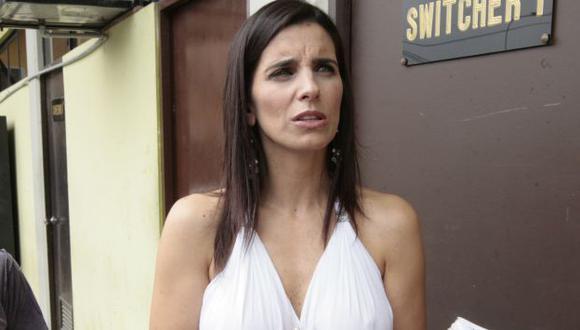 Laura Borlini denuncia que es víctima de acoso sexual. (USI)