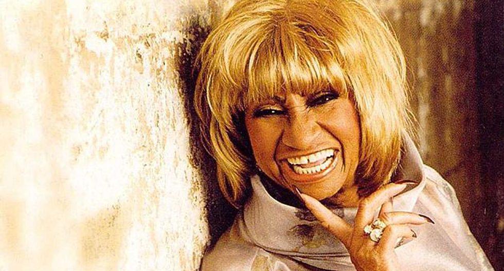 Celia Cruz ya es parte del Paseo de la Fama del Teatro Apollo. (Internet)