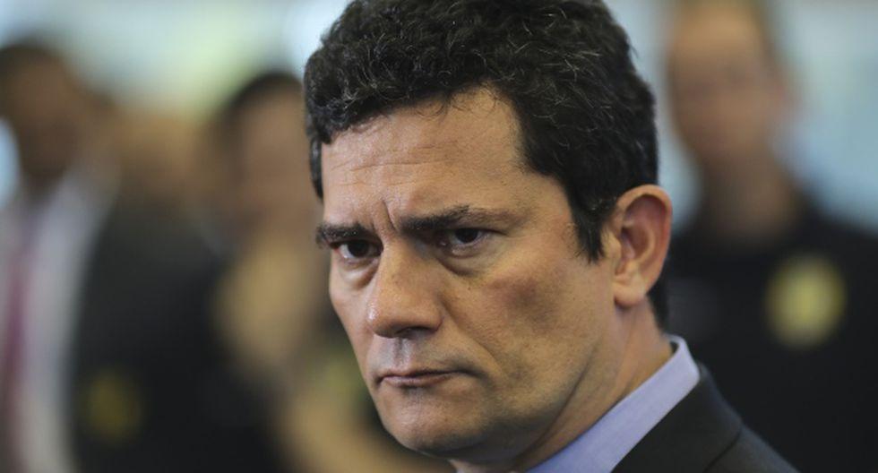 Los mensajes filtrados este martes por The Intercept se suman a los otros intercambiados entre Sergio Moro y fiscales. (Foto: AFP)