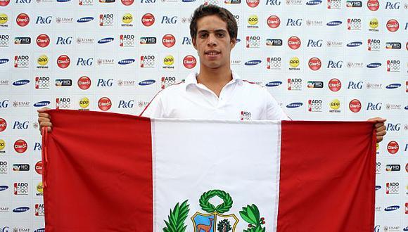 El joven nadador estará en las Olimpiadas. (Difusión)