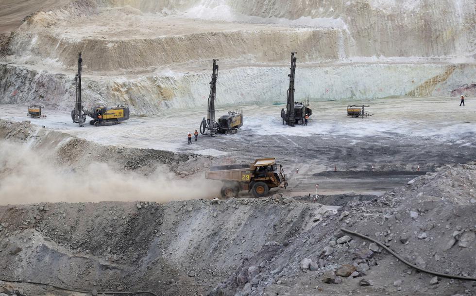 Vizcarra propuso una Nueva Ley General de Minería. (Foto: Reuters)