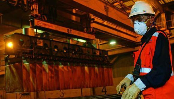 El sector minero requiere personal especializado. (Tintaya)