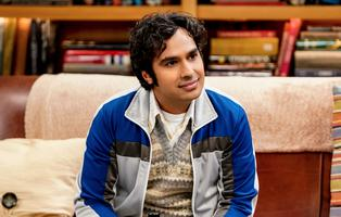 "Kunal Nayyar defiende el final que tuvo Raj en ""The big bang theory"""