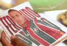 Fernando Pacheco: así fue el anuncio de Fluminense por el fichaje del peruano | VIDEO