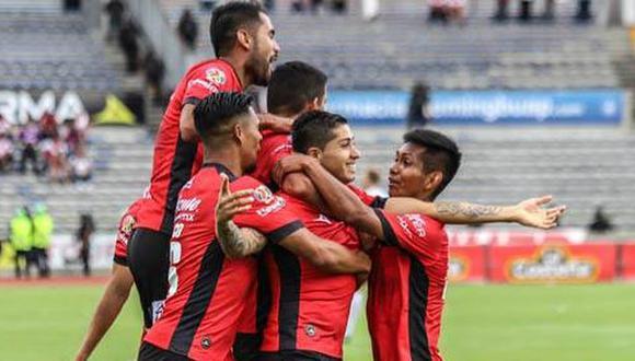 Lobos BUAP vs. Pachuca chocan por la fecha 5 del Apertura 2018 de Liga MX. (Foto: Lobos BUAP)