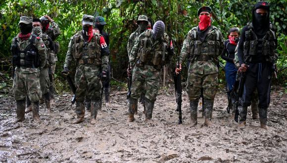 La frontera entre Colombia y Venezuela comenzó con los problemas cuando Bogotá reconoció como líder de Venezuela a Juan Guaidó. (Foto: AFP)