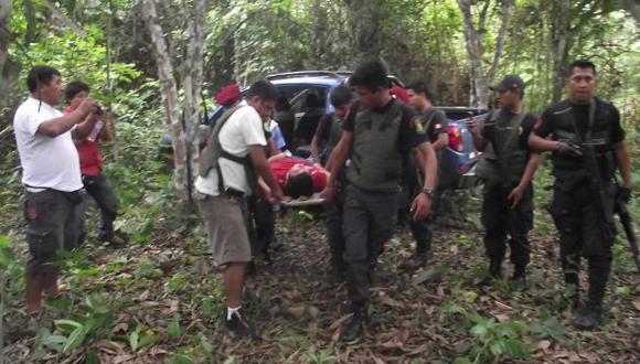 HERIDOS. Un agente de seguridad fue baleado y dueño de camioneta robada recibió golpiza. (USI)