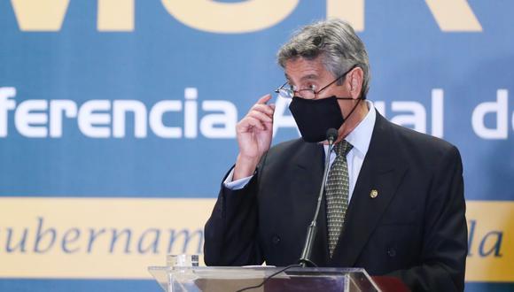 Francisco Sagasti hizo un llamado para hacer política alturada. (Foto: Alessandro Currarino | GEC)