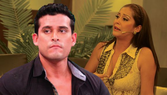 Karla Tarazona llora al recordar difícil etapa con Christian Domínguez. (Créditos: USI)