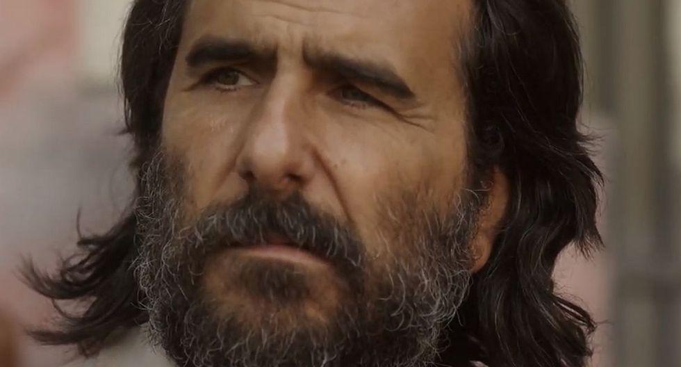 Giovanni Ciccia se luce junto al 'Django' original y comparte reflexivo mensaje. (Foto: Captura de video)