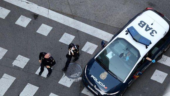 (Policía Nacional de España)
