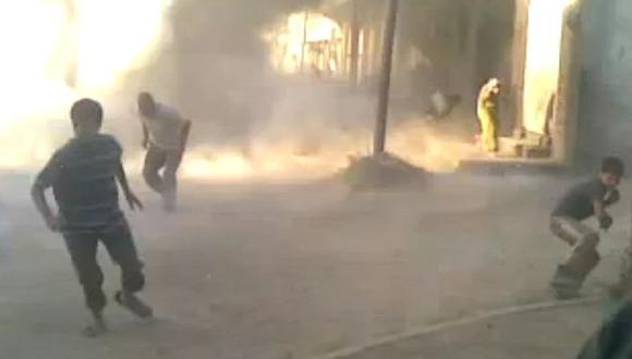 Repudio internacional por masacre (Reuters)