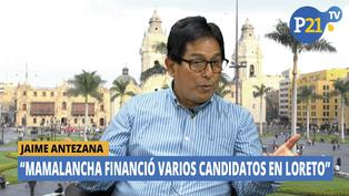Gobernador de Loreto es investigado por Fiscalía por desbalance en su campaña