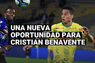 Cristian Benavente estaría cerca de fichar por el Antwerp de la Jupiler Pro League
