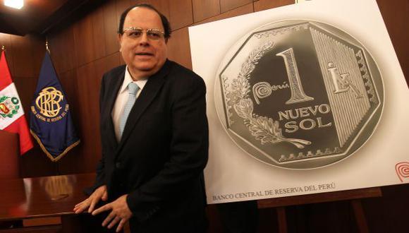 Julio Velarde es optimista. (USI)