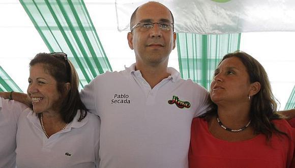 Rosa Mavila criticó a Lourdes Flores y a Marisol Pérez Tello. (David Vexelman)