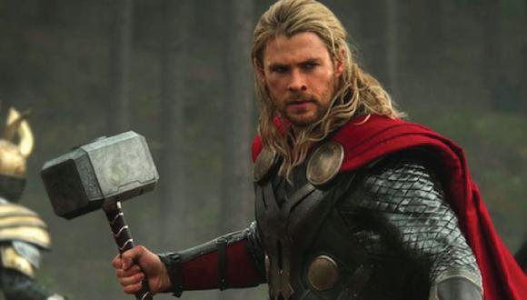 Chris Hemsworth vuelve a encarnar al Dios de Asgard. (CinemaBlend)