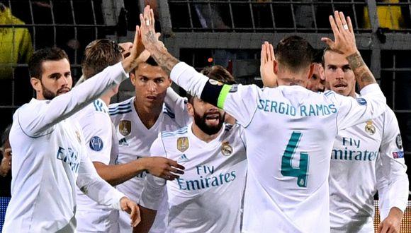 Real Madrid, sexto en la clasificación española con 11 puntos, recibe al Espanyol, decimotercero con ocho unidades. (EFE)