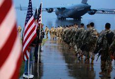Estados Unidos congela movimiento de tropas fuera de fronteras por coronavirus