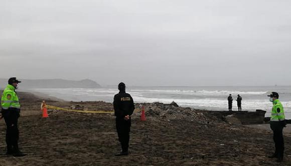 Trujillo: hombre y mujer son asesinados y sus cuerpos son hallados en playa Las Delicias (Foto: Facebook | Ventana Informativa)
