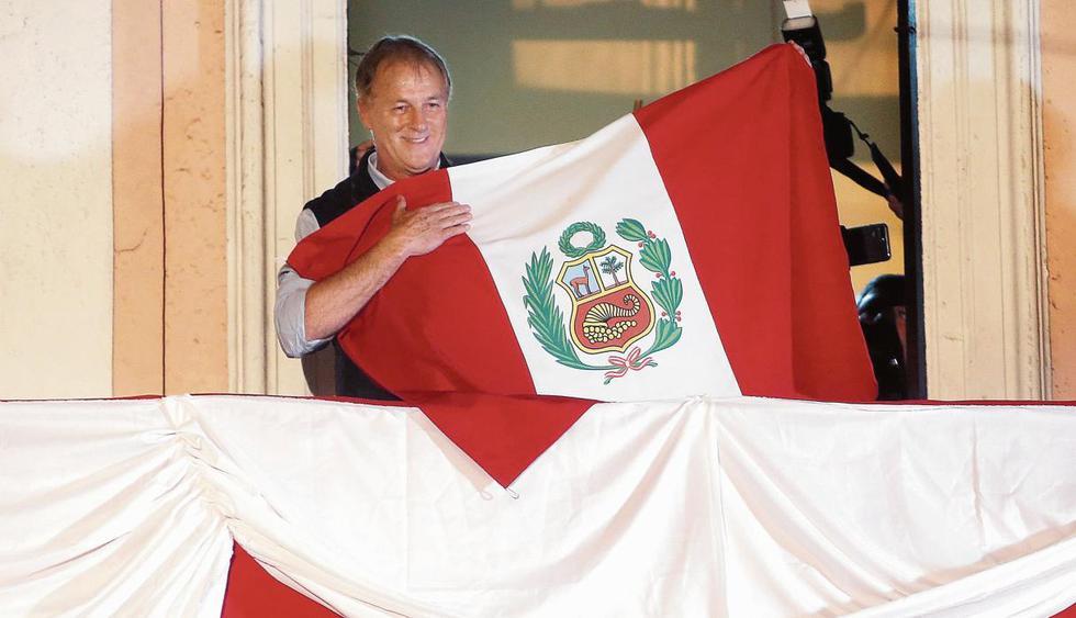 Jorge Muñoz (Foto: Peru21)