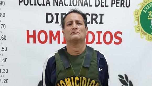 Willy Jefferson Rodríguez Salguerano tenía una orden de captura para que cumpla9 meses de prisión preventiva por el presunto delito de feminicidio en el grado de tentativa. (Foto: PNP)