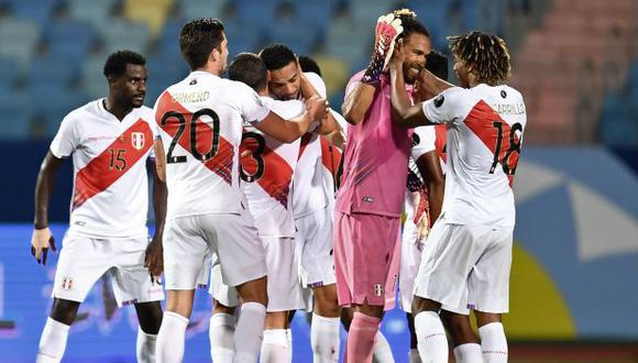 La selección peruana se medirá este miércoles con Ecuador. (Foto: AFP)