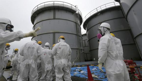Tepco iniciaría retiro de combustible altamente radiactivo del inestable reactor número 4 de Fukushima. (AP)