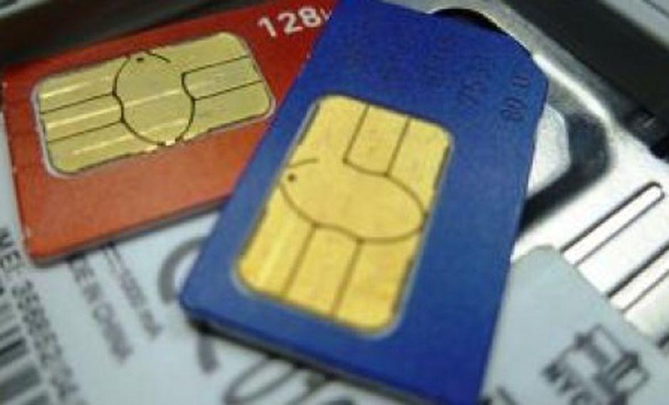 Restricción de venta de chip entró en vigencia este 10 de diciembre. (GEC)