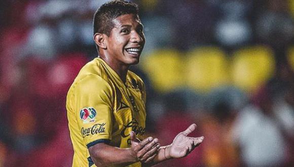 Edison Flores anotó doblete.