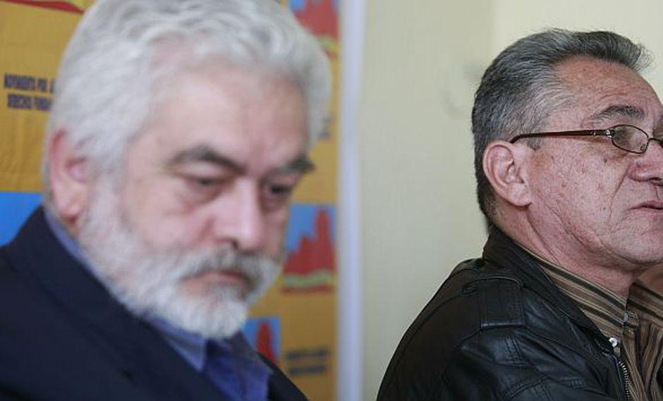 Los líderes del Movadef buscan liberar al sangunario Abimael Guzmán. (USI)