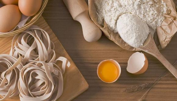 Las pastas son una gran fuente de energía, comerlas con moderación es beneficioso. (Foto: Pixabay)