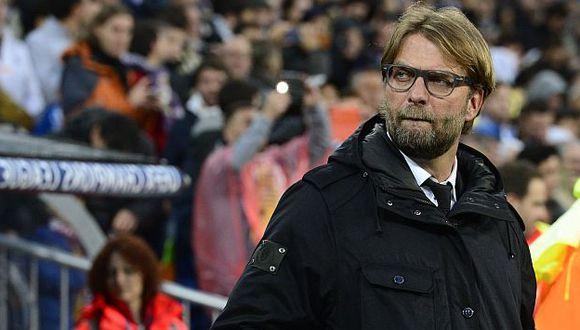 Barcelona: Jürgen Klopp no está interesado en ser el nuevo DT azulgrana. (AFP)
