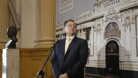 Edgar Alarcón había pedido información de auditores, algo que la Contraloría denunció como un acto intimidatorio. (Foto: GEC)