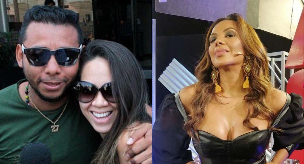 Evelyn Vela se refirió a una supuesta infidelidad de Abel Lobatón. (Foto: GEC / @la_cabrejos)