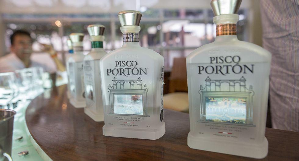 El principal destino de las exportaciones de pisco fue Estados Unidos al sumar US$ 3.1 millones. (Foto: GEC)