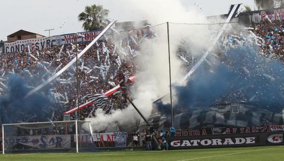 Inhabilitan tribuna sur para partido entre Alianza Lima y León de Huánuco. (Perú21)
