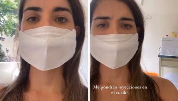Korina Rivadeneira preocupa a seguidores al afirmar que lleva días con un dolor crónico en el cuello. (Foto: Instagram / @rivadeneiraok).