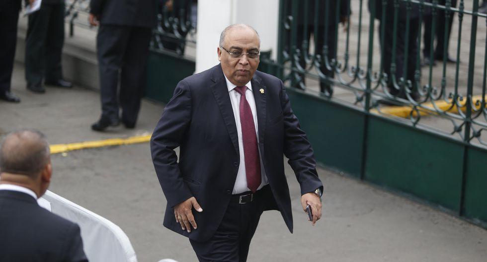 Francisco Villavicencio (Mario Zapata)