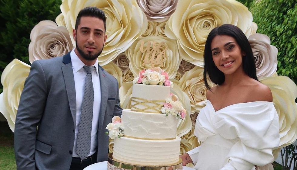 Vania Bludau y su novio celebran fiesta de compromiso (Foto: Instagram)